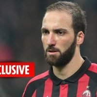 Higuain loan transfer to Chelsea gets huge vote of confidence from Blues fans