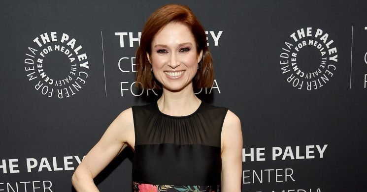 Ellie Kemper's Son, 2, Does a Bradley Cooper Impression From 'A Star Is Born'