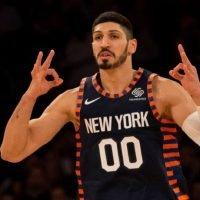 Knicks Center Enes Kanter Fearing Turkish President Will Skip London Trip