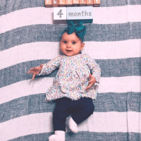 Fans Just Can't Get Enough of Jinger Duggar's Baby Girl