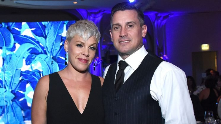 This Video of Pink's Daughter With A Gun is Causing a Stir