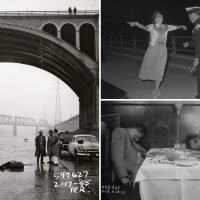 Haunting LA crime scene pics reveal horror of gang wars, executions and murders which plagued Hollywood in its heyday