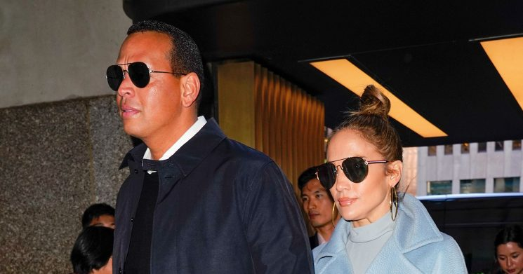 These Jennifer Lopez Approved Sunglasses Are Such a Steal