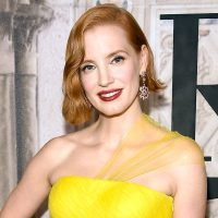 Jessica Chastain Shares First Pic of Her Baby Girl