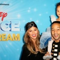 John Legend Shares Sweet New Photo Of Daughter Luna In A Straw Hat During Tropical Vacation