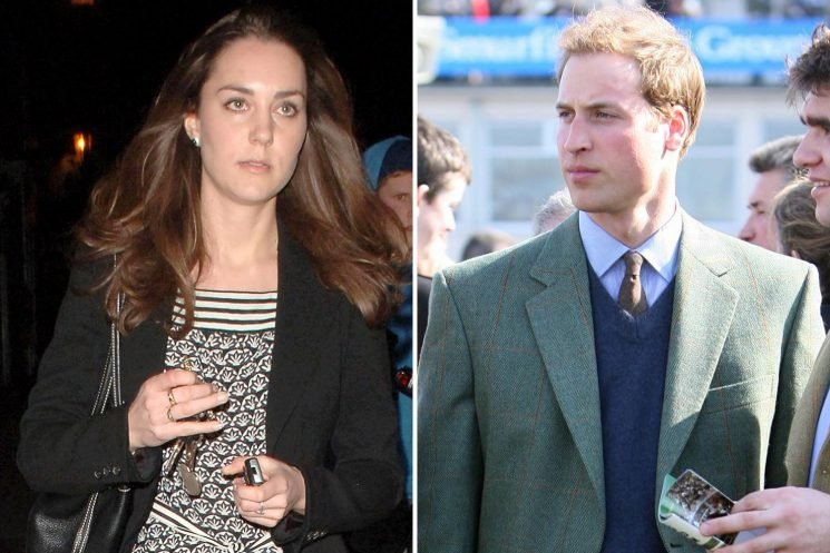 Prince Charles told Prince William to 'break up with Kate Middleton' when he was 25 as he was 'too young to get married' and it was 'unfair to string her along'