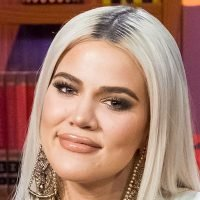So Cute! Khloe Kardashian's Daughter True Plays With Her Makeup