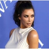 Kim Kardashian Flaunts Cleavage In New Instagram Picture And Fans Call It 'Highly Photoshopped'
