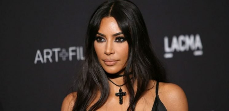 Kim Kardashian Flaunts Her Hourglass Figure In Throwback Instagram Picture