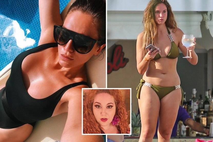 'Vicky Pattison's Instagram belfies are NOT body positive – editing out her cellulite and stretch marks is harmful to women'