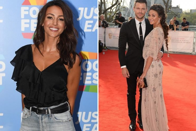 Michelle Keegan says 'my marriage is my business' as she reveals secret meet-ups with husband Mark Wright after rift rumours