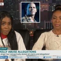 R Kelly's ex-wife Drea claims she was 'verbally, emotionally and sexually' abused by singer as daughter brands him 'toxic person'