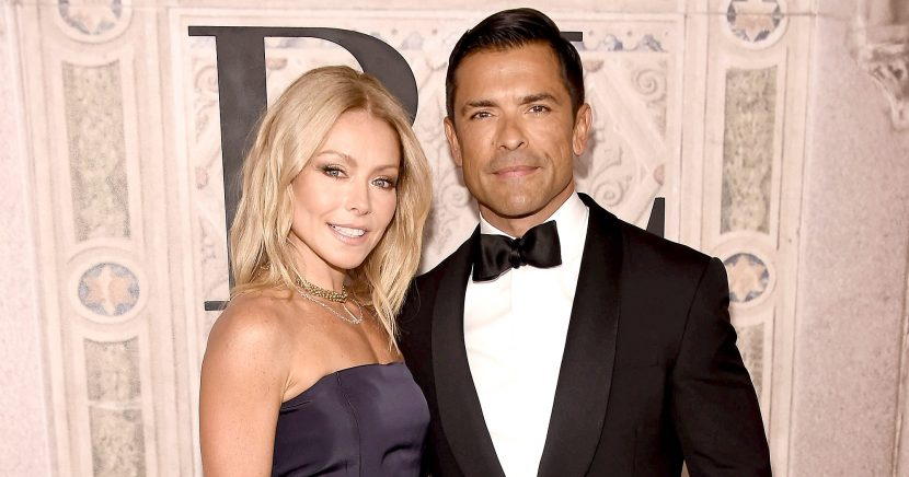 Mark Consuelos: 'I'm Crazy About' Kelly Ripa After 22 Years Together