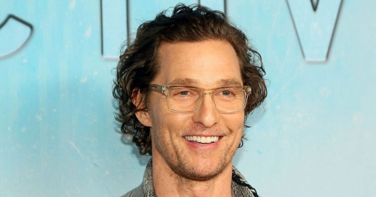 Matthew McConaughey Gets 'Bruises' From This Parenting Tactic