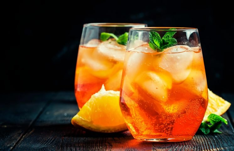 Brighten up January by getting a FREE Aperol Spritz delivered to your door