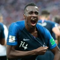 Juventus star Blaise Matuidi has won more games than any other player in 2018