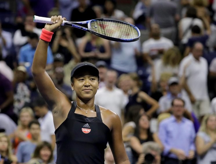 Who is Naomi Osaka, how many Grand Slam does the Australian Open contender have, and what is her world ranking?