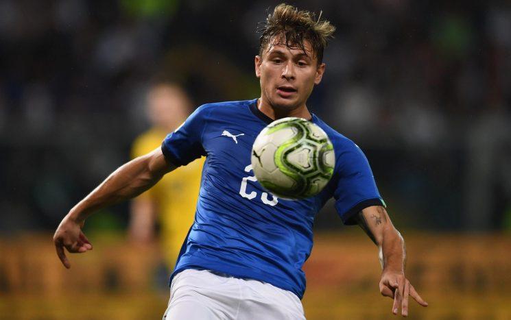Chelsea miss out on Italian sensation Nicolo Barella as Inter agree £44million fee