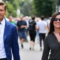 "Good Morning Britain's Susanna Reid is ""very happy"" with Crystal Palace chairman Steve Parish but STILL says she won't get married"