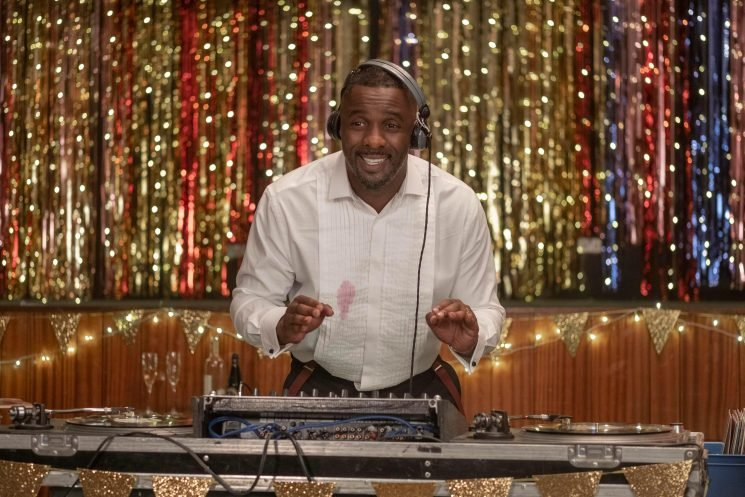 What is the Netflix Turn Up Charlie UK release date, who's in the cast with Idris Elba and what's it about?