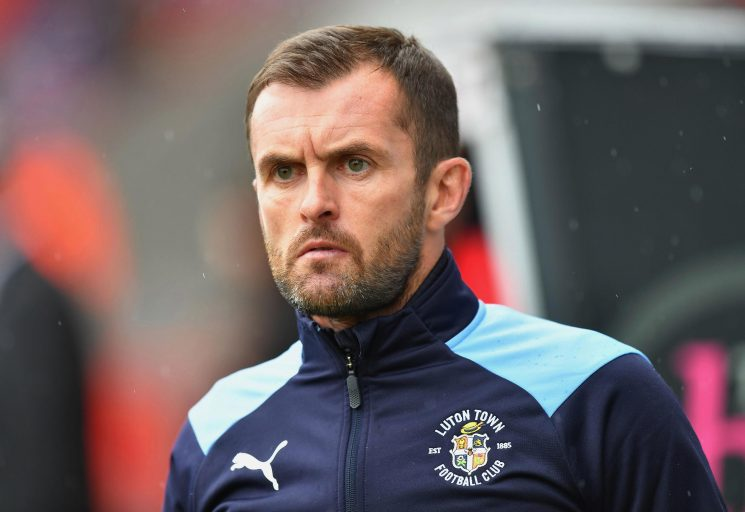 Who is Nathan Jones, is he the new Stoke City manager, and what clubs has he played for?