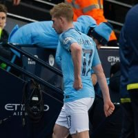 Kevin De Bruyne stormed down tunnel after being subbed off during Man City's Burton mauling