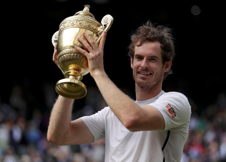 What is Andy Murray's net worth and how many children does he have with wife Kim Sears?
