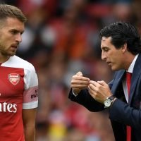 Emery clashed with Ramsey over his best position forcing U-turn on building Arsenal team around the Wales star