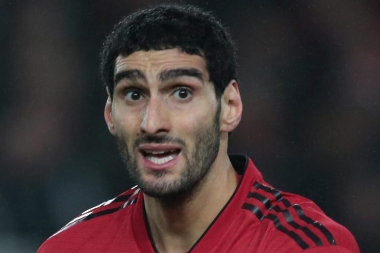 It's taken six years and four bosses, Man Utd have finally realised Fellaini is not good enough