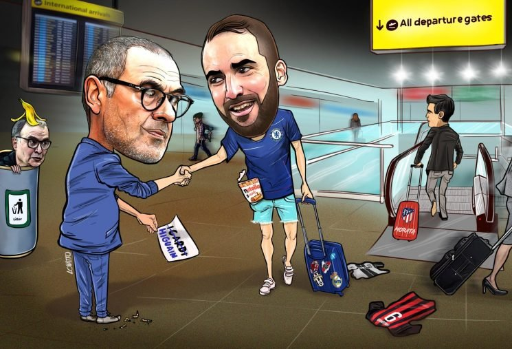 If Sarri works his magic again with Higuain, Chelsea will have landed that rarest of beasts, a genuine January transfer-window game-changer