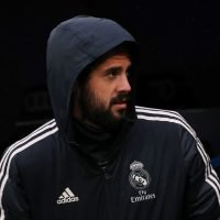 Chelsea transfer target Isco caught joking 'I don't play because I'm bad' while sitting on Real Madrid bench against Espanyol