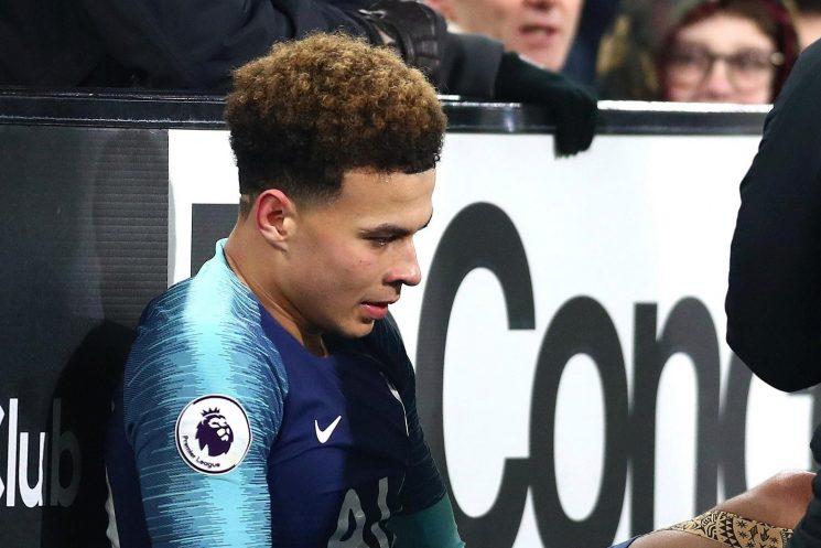 Mauricio Pochettino says Tottenham need to 'be careful' over Dele Alli injury as crisis grows