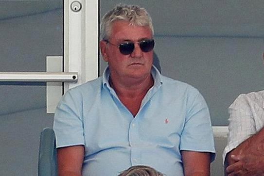Steve Bruce reveals he is in West Indies to see England cricket team after 'tough year' following the death of his parents