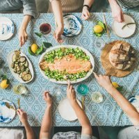 If you say 'dinner and tea' you've been WRONG your whole life, etiquette expert reveals