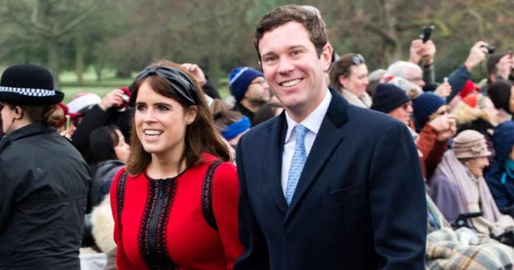 Why Fans Think Princess Eugenie Is Pregnant 3 Months After Royal Wedding