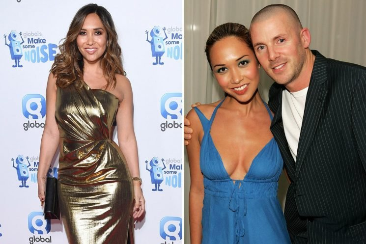 Myleene Klass reveals she was drinking at 11am every day after split from husband Graham Quinn