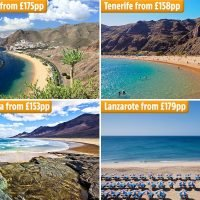 Cheap Canary Island holidays for spring sun 2019 – from Gran Canaria to Tenerife