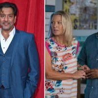 EastEnders actor Nitin Ganatra quits as Masood Ahmed for the second time to explore 'new horizons'