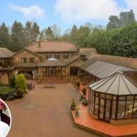Tax-dodging chip shop owner paid £600k CASH for mansion owned by £7 million lottery winner