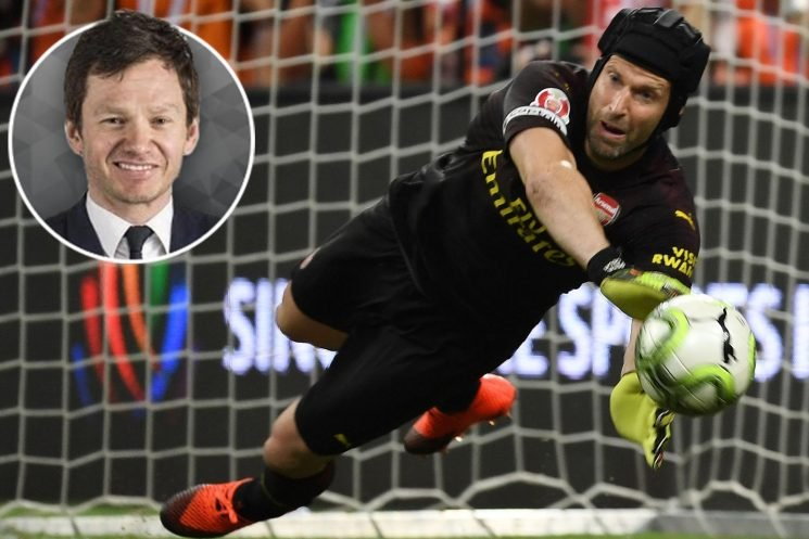 Petr Cech was the best £7million Roman Abramovich ever spent at Chelsea, he's a true great