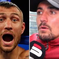 Anthony Crolla vows to 'shock the world' after revealing talks to fight Lomachenko