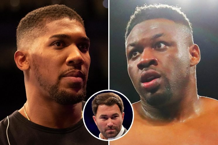 Anthony Joshua offers Jarrell 'Big Baby' Miller June fight at Madison Square Garden, American's team claims