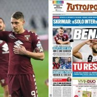 West Ham in transfer talks for Belotti to replace Arnautovic but must pay huge £40m fee