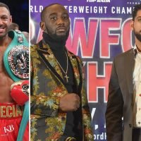 Kell Brook eyes US fight next after missing out on Amir Khan showdown