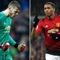 Anthony Martial AND David De Gea closing in on new five-year Man Utd deals