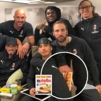 Gonzalo Higuain hides Nutella sweets after Juventus reject Chelsea loan transfer bid