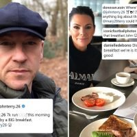 John Terry trolled by fans after Chelsea legend posts pic of 'Big Breakfast'