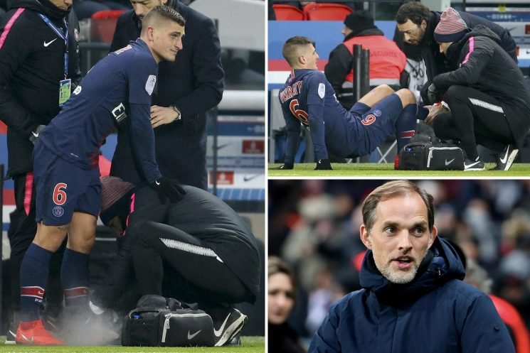 PSG boss admits injury to star is 'worst thing that could happen to us'