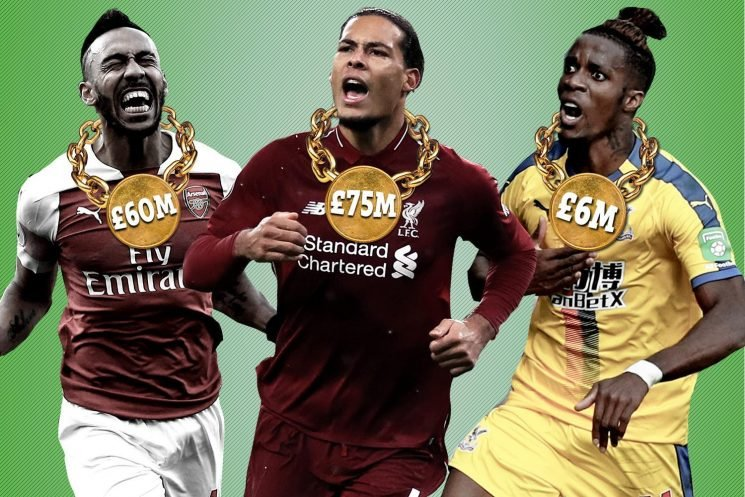 From Aubameyang to Suarez and Vidic to Zaha, the Prem's ten best January transfers