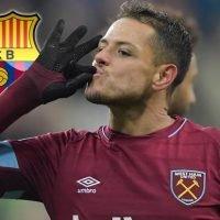 Barcelona eye shock move for Javier Hernandez and Fernando Llorente